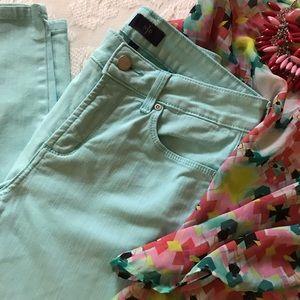 NYDJ aqua jeans